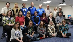 Group photograph of SUPERNet VHS Teachers